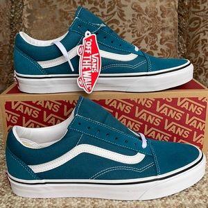 Vans Blue Coral True White men's